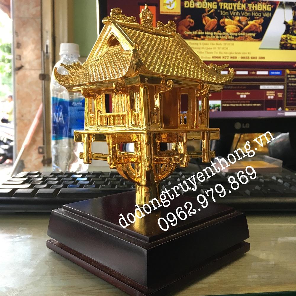 địa chỉ bán chùa một cột mạ vàng tin cậy nhất sài gòn