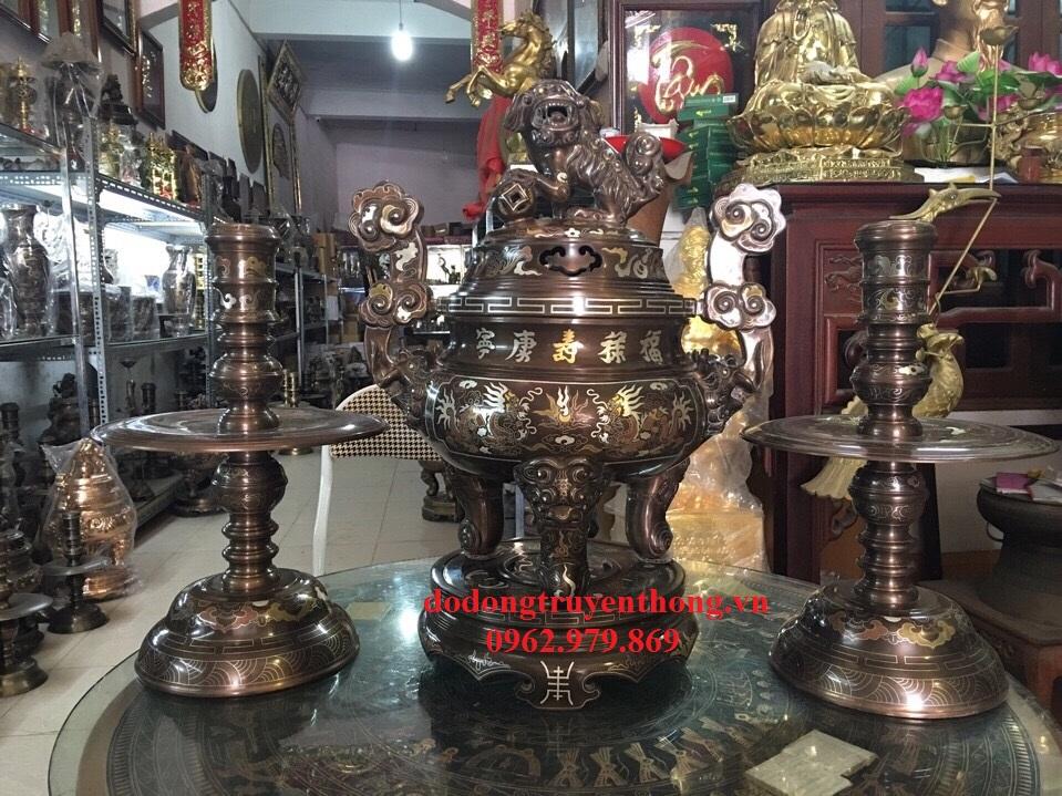 địa chỉ bán đồ thờ khảm ngũ sắc uy tín tại Hà nội