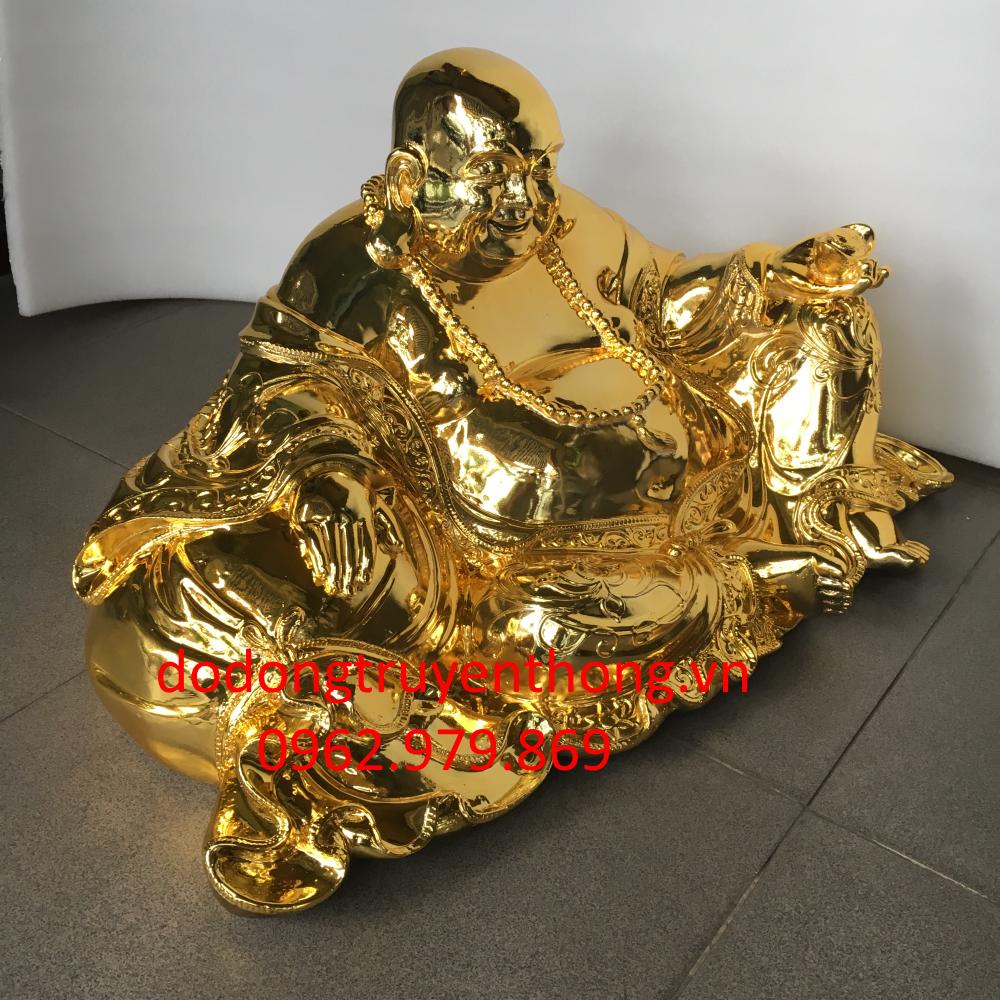 ĐỒ ĐỒNG TRUYỀN THỐNGnhận mạ vàng tượng phật các kích thước uy tín