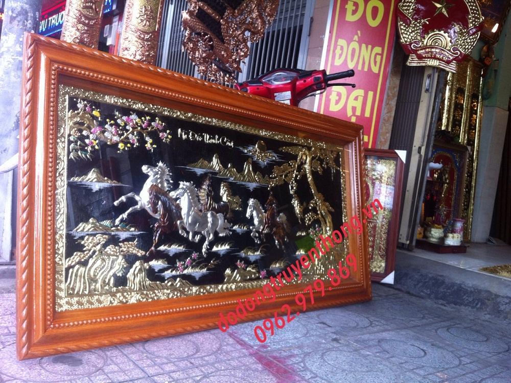 Cửa hàng bán tranh ngựa bằng đồng giá rẻ chất lượng