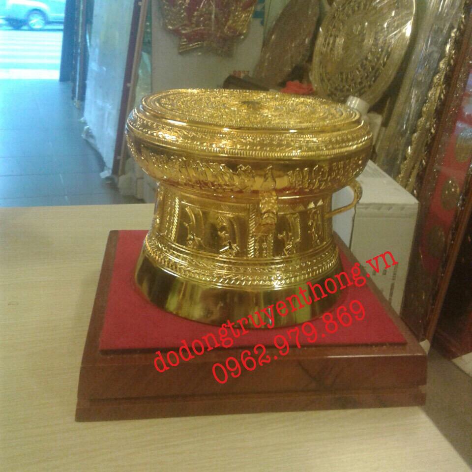 cửa hàng bán trống đồng mạ vàng uy tín tại thanh trì hà nội